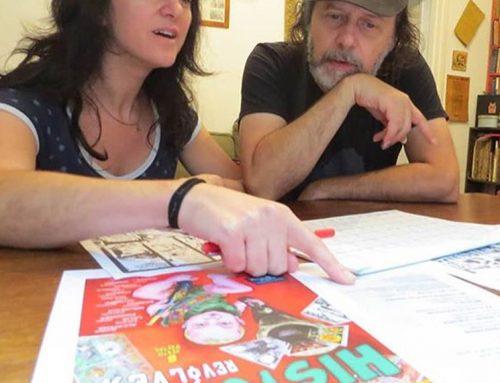 Revólver: el regreso de las revistas mensuales de historietas a los kioscos