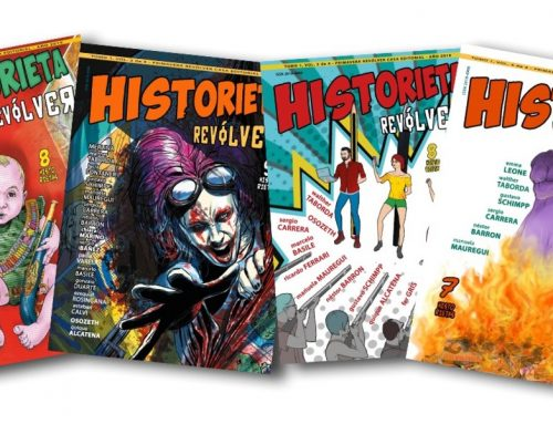 El regreso de un clásico: la historieta en papel